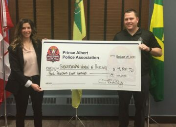 Veteran officer in P.A. Simonson leads the way for Saskatchewan Women in Policing