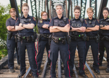 New Sask. group aims to 'break down barriers' for female police officers